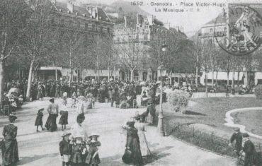 histoire de grenoble 1900